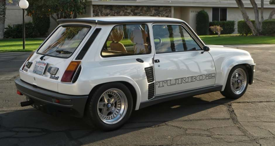 Renault 5 Turbo 6