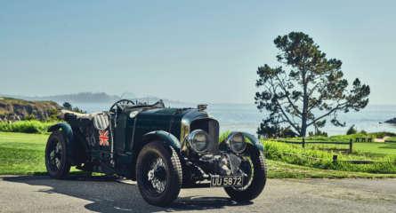 Bentley Blowers 8