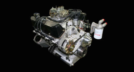 Carroll Shelby Engine