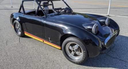 Healey Sprite Racer7