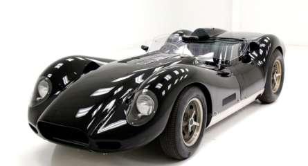 Lister Jaguar 21