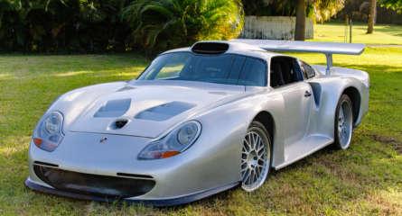 Porsche Inspiration X2