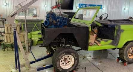 Rcn Bronco Build6