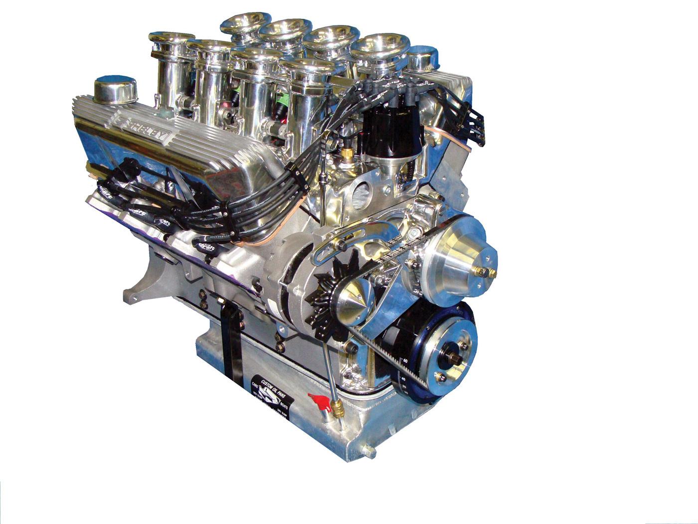 Craft Performance Engines 427 stroker   ReinCarNation Magazine