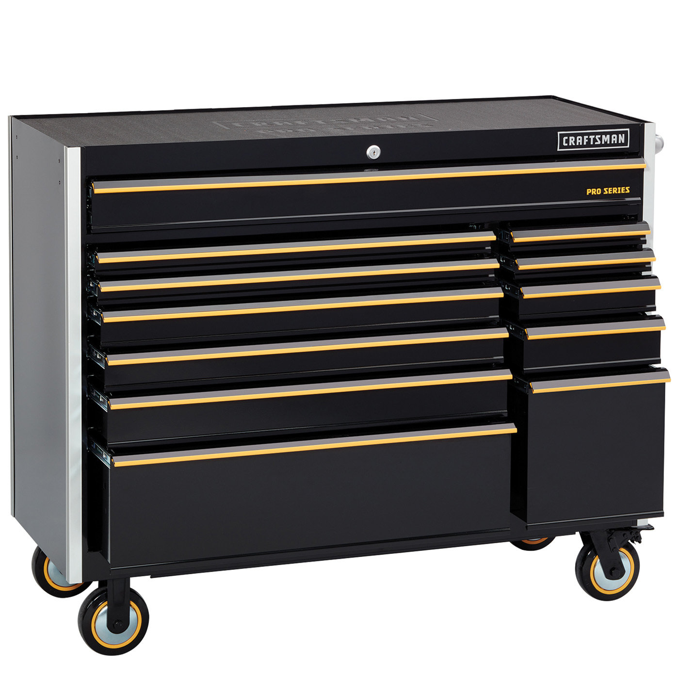 news cadillac craftsman series chest cart box drawer liner the pro storage of reincarnation tool magazine