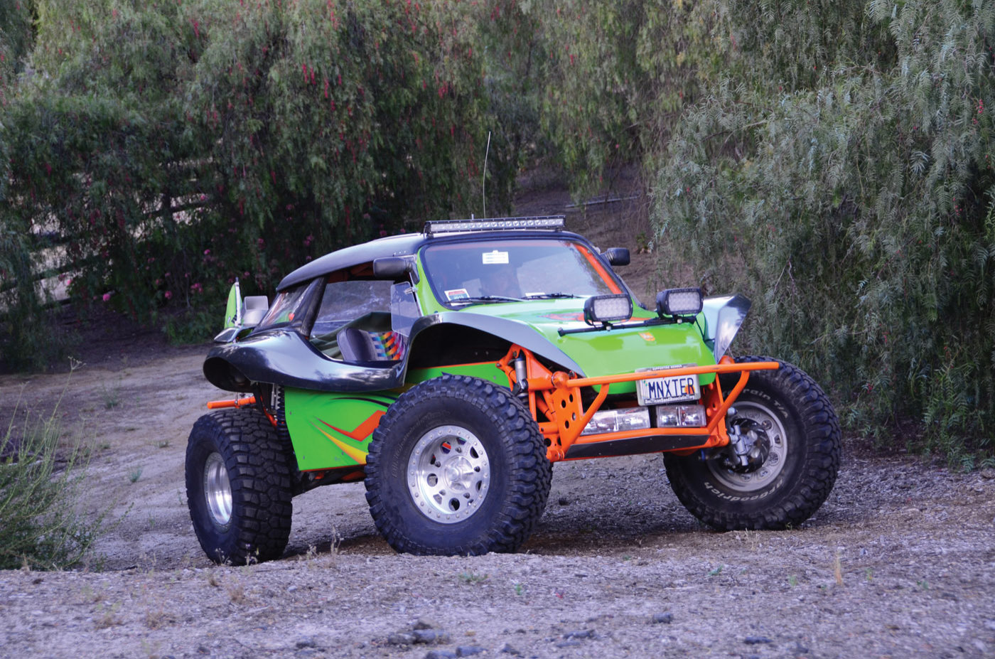 VW-powered Myers Manx DualSport | ReinCarNation Magazine