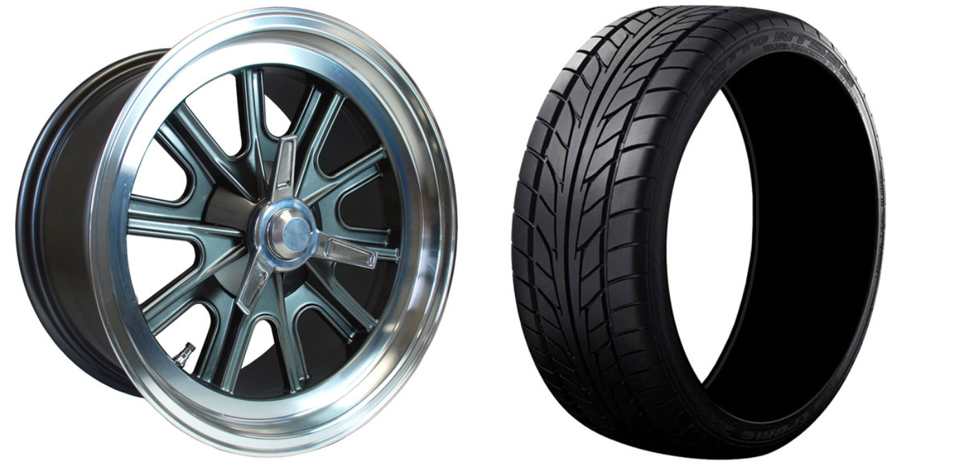 Ffrs Free Wheel And Tire Special