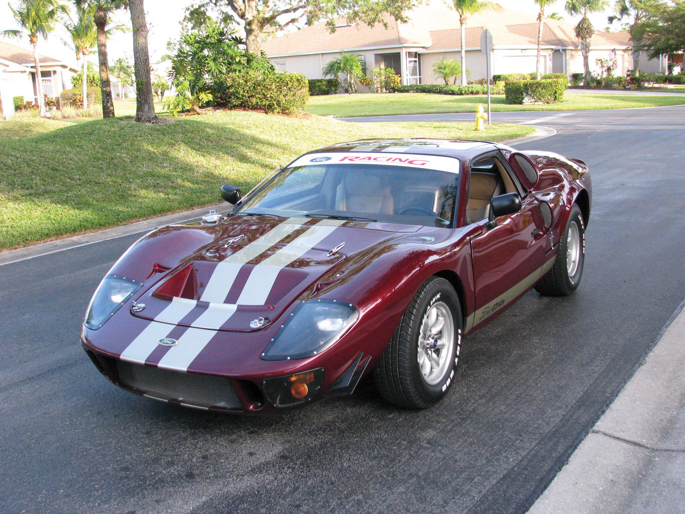 Building a GT40 replica from an $800 Fiero | ReinCarNation Magazine