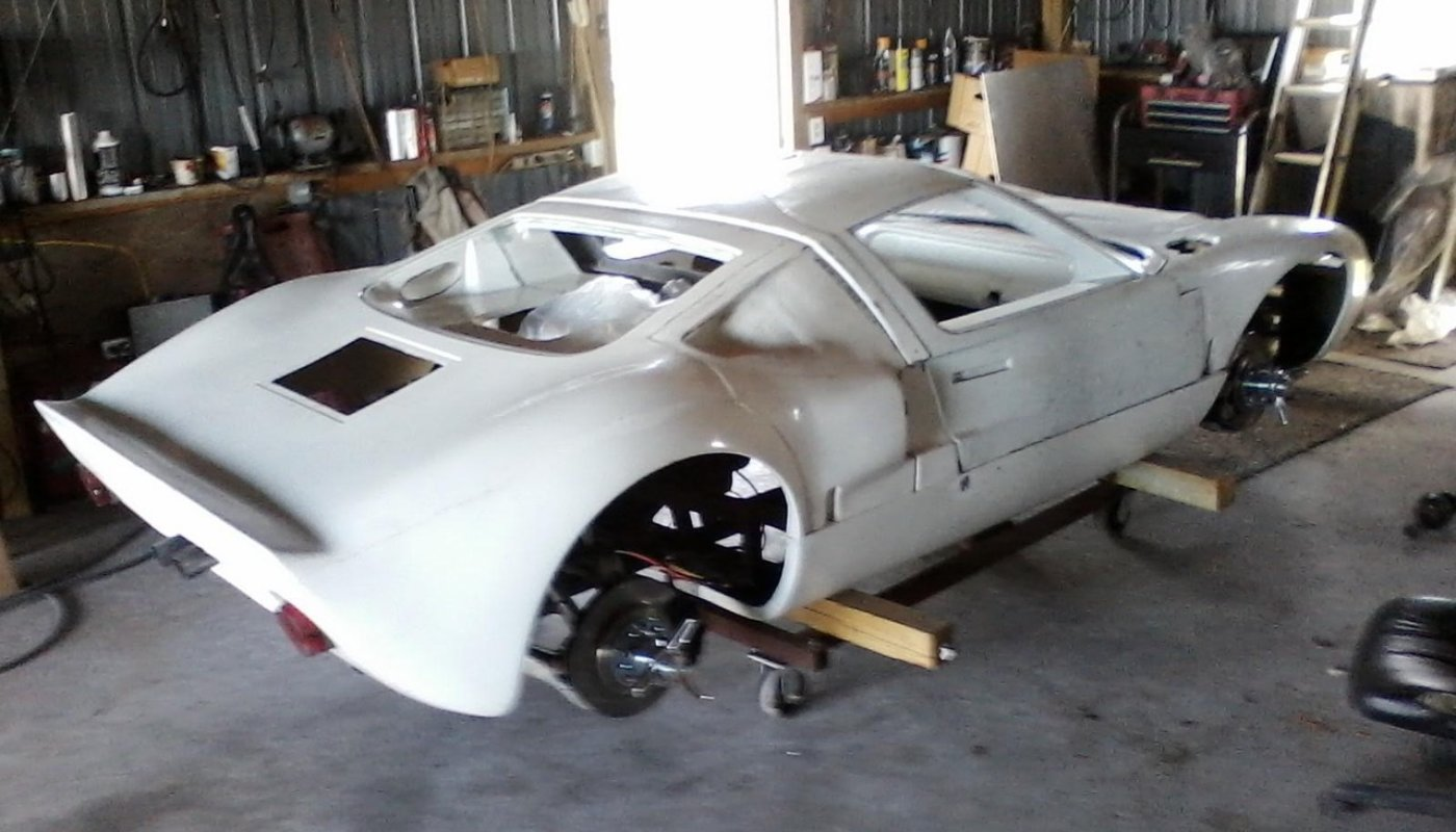 Active Power Ford Gt Replica For Sale