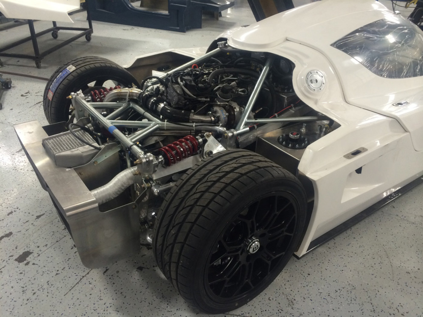 Slc Kit Car >> Superlite Slc Diesel Reincarnation Magazine