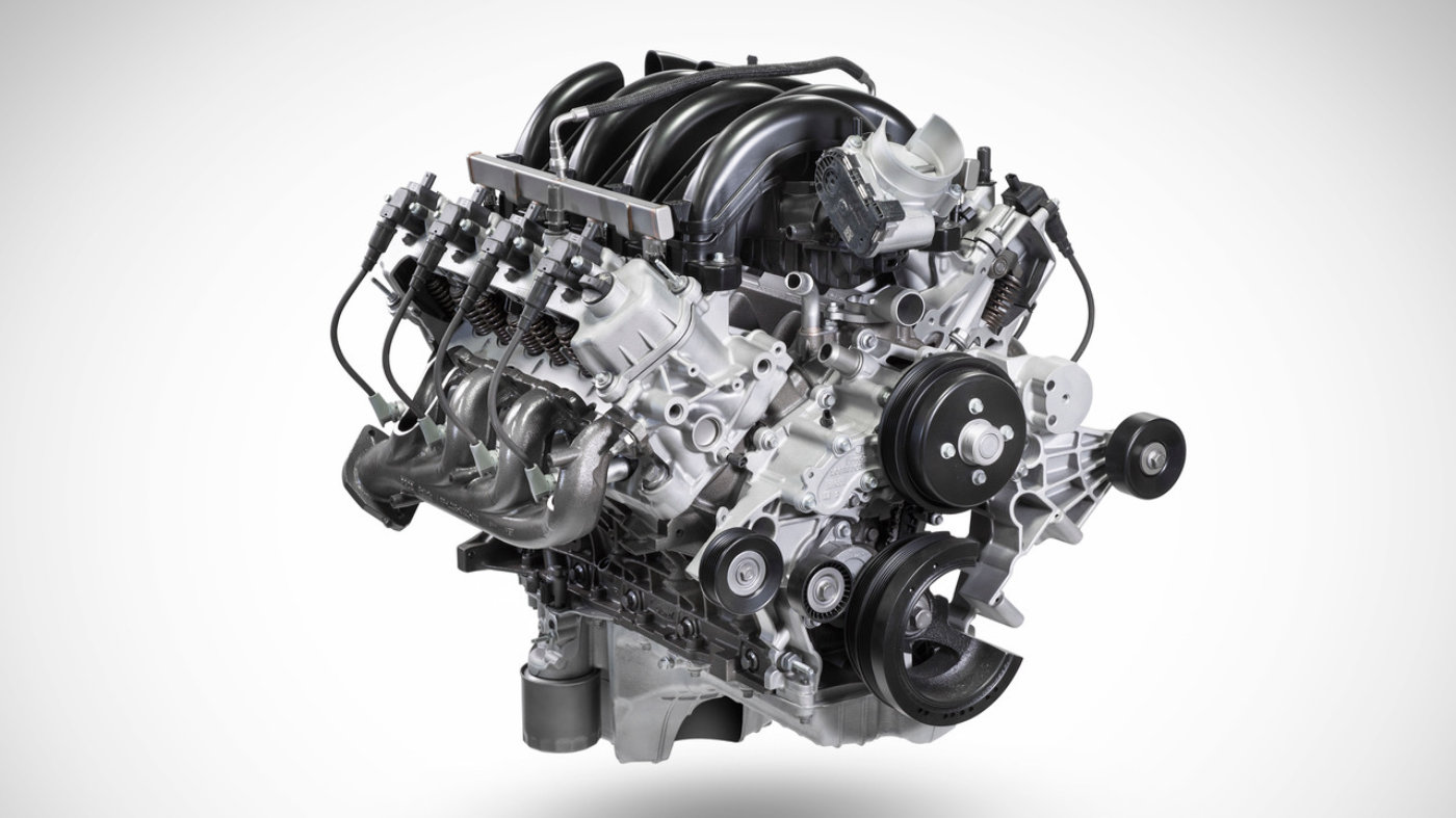 Ford debuts new Godzilla 7.3-liter engine | ReinCarNation Magazine
