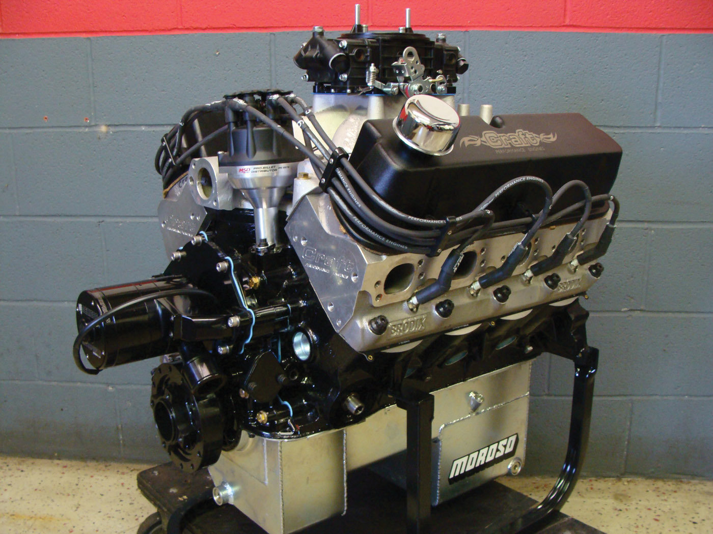Craft Engines A20