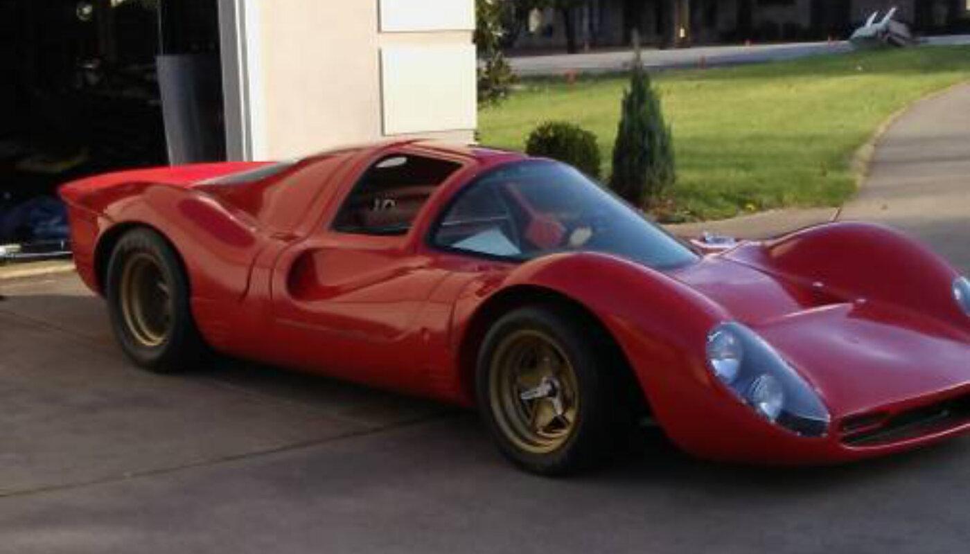 Race Car Replicas Ferrari 330 P4 Replica Project Rare Car Network