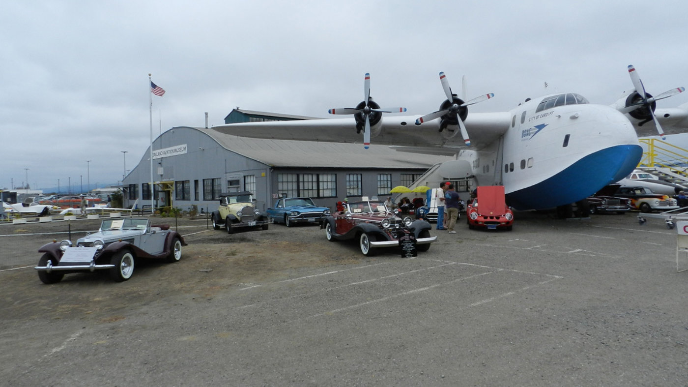 Nckcc Oakland Aviation Museum Show 1