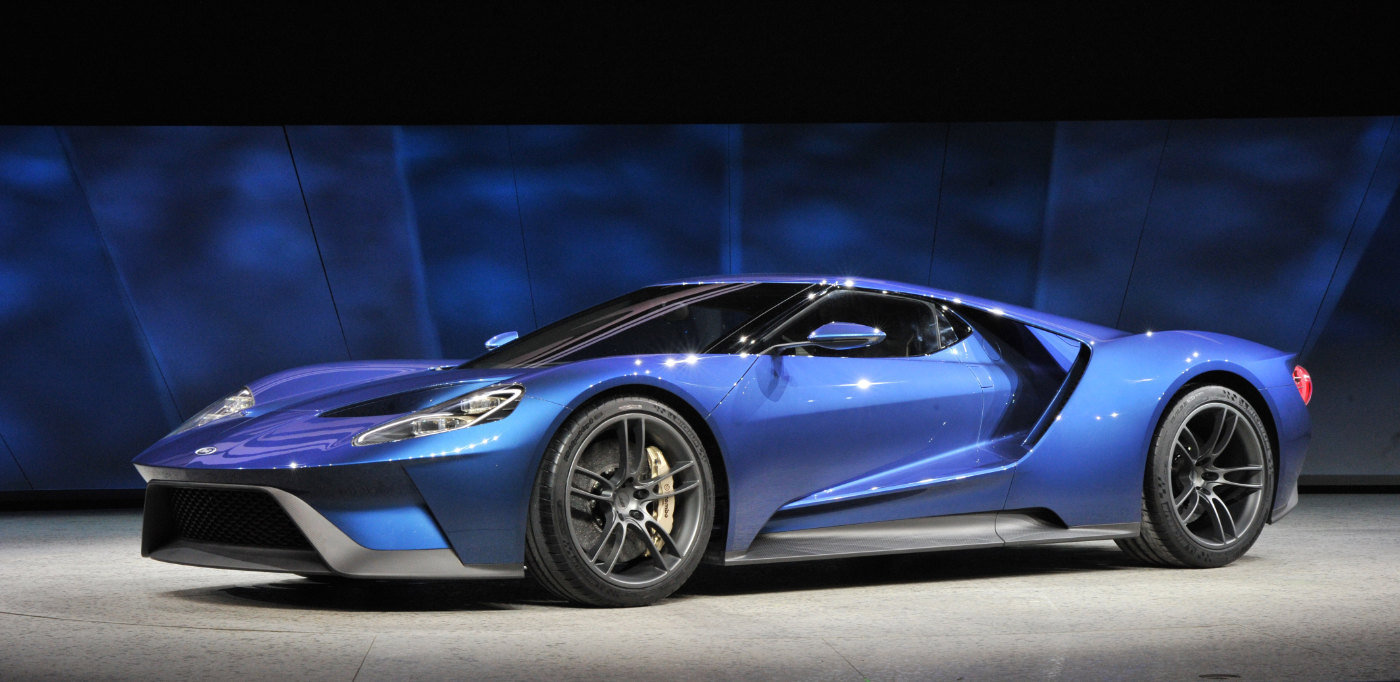 Ford Gt At Naias 02