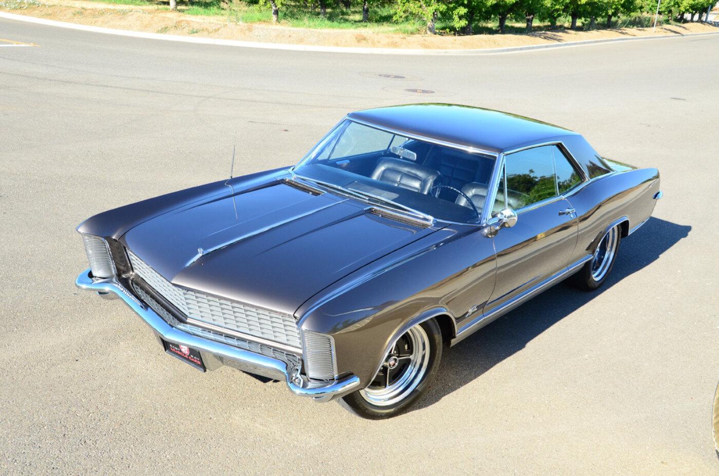 1965 Buick Riviera restomod | ReinCarNation Magazine