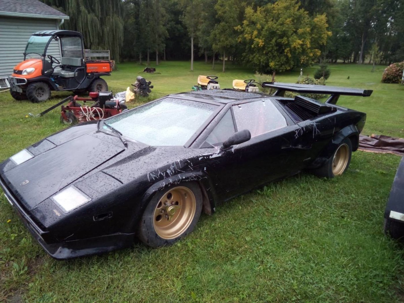 Cheap Countach 3