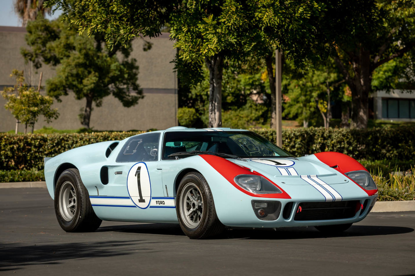 Ken Miles Gt40 From Ford V Ferrari To Be Auctioned Rare Car Network