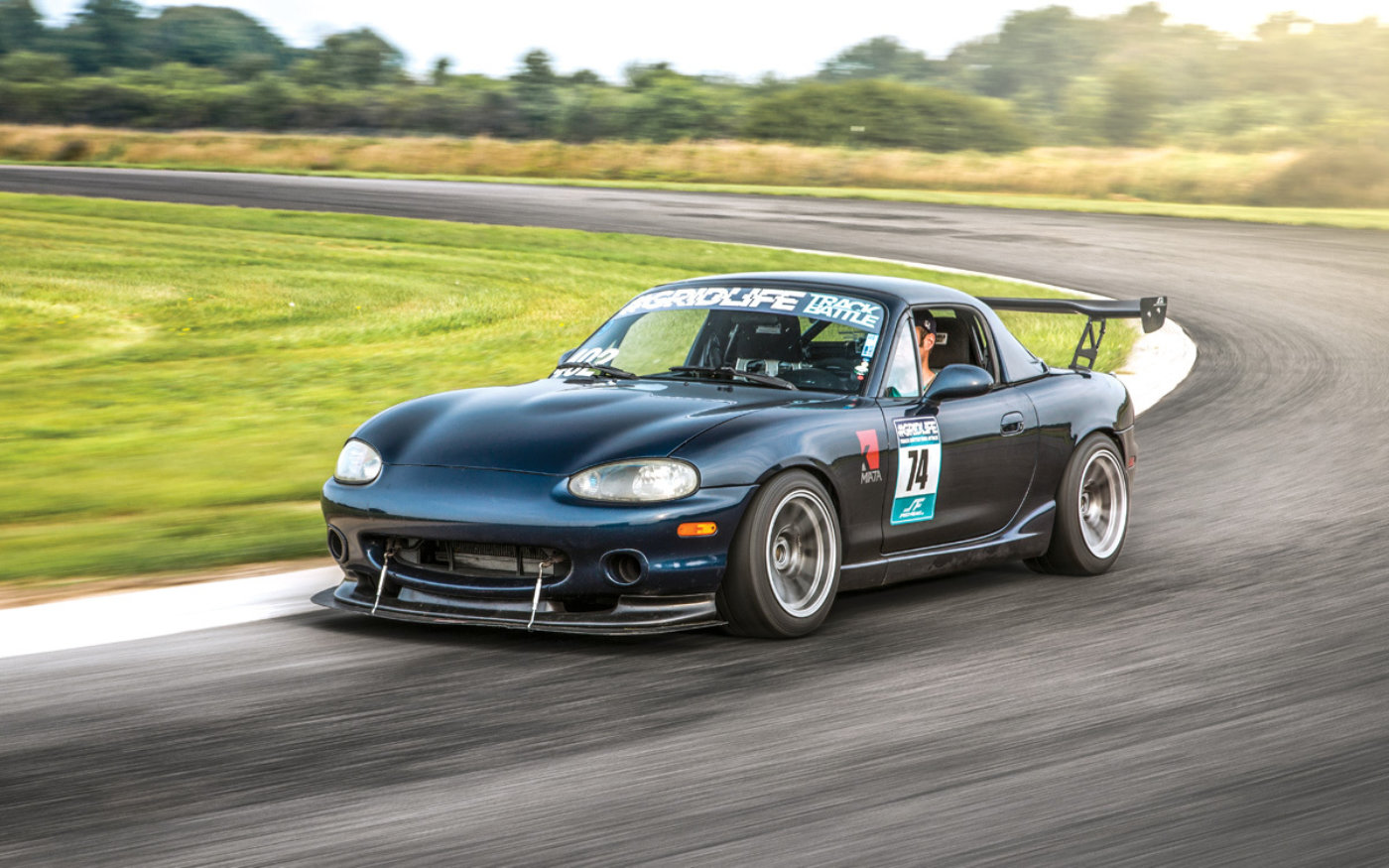 Pulling More Performance Out of Miata | ReinCarNation Magazine