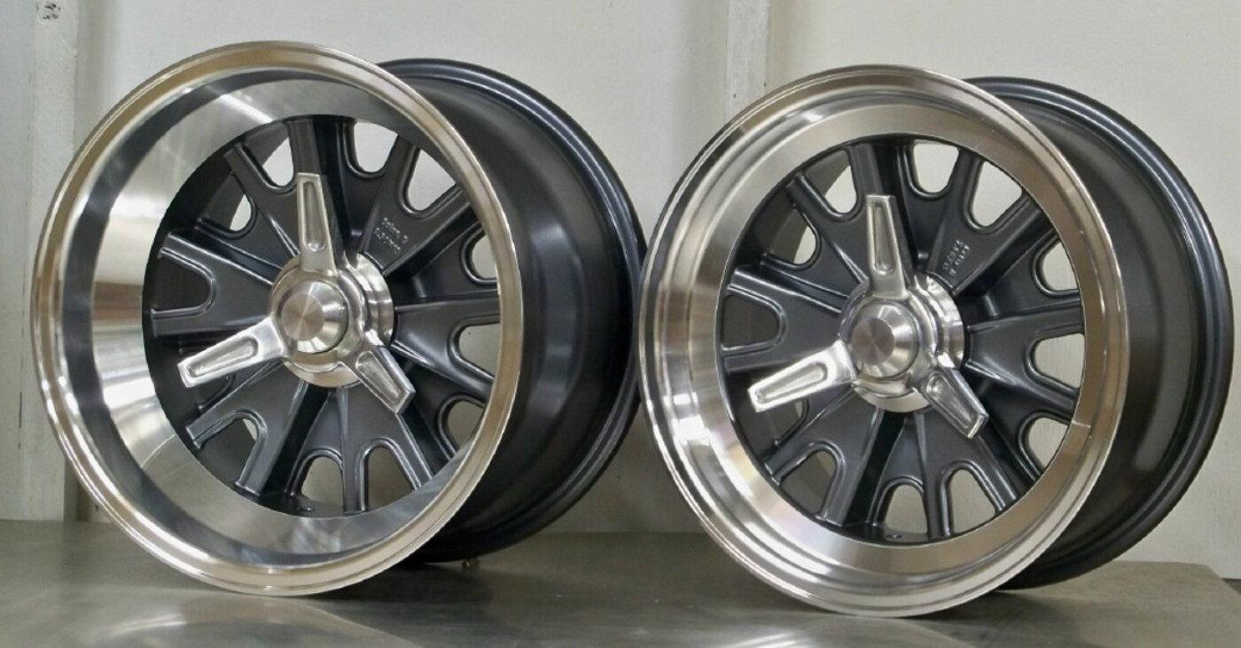 Vintage Wheels Shelby 427 5 Lug Rim Reincarnation Magazine