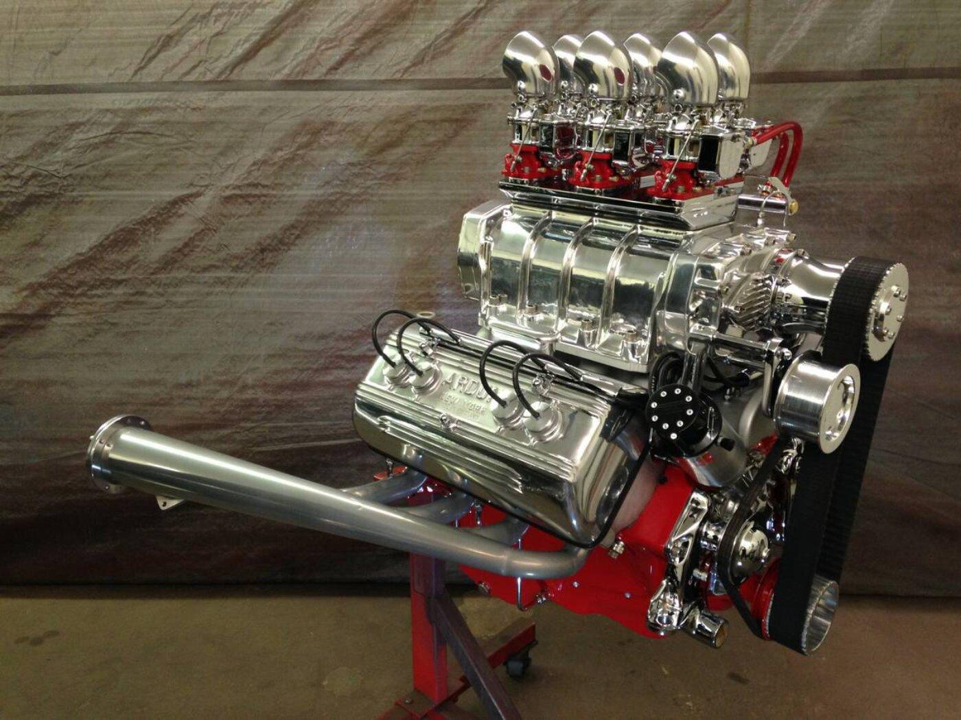 Ardun Ford E Bbe E A A B De F F D D on Ford Flathead V8 Engine Parts