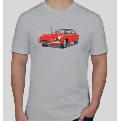 62 JAG XKE Coupe