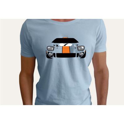 Gulf GT40 Front
